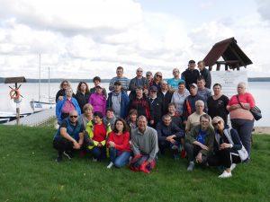 Uczestnicy i pracownicy Warsztatu